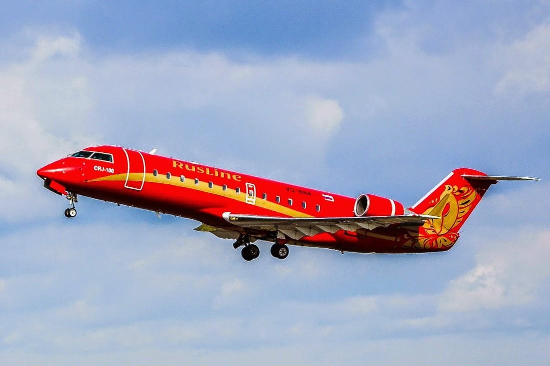Авиакомпания «РусЛайн» отменила рейсы ил Липецка в Турцию