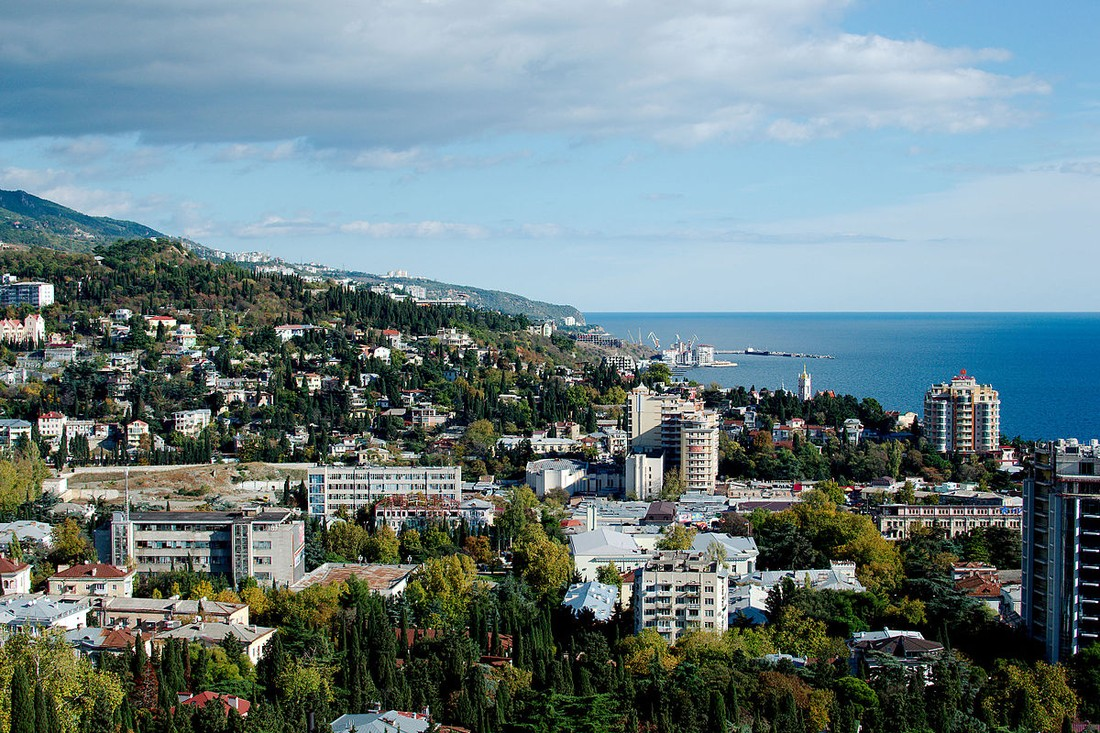 Исследование: самые популярные курорты Крыма