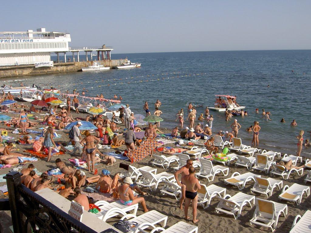 Крым вернется к показателям СССР: 10 млн туристов в год