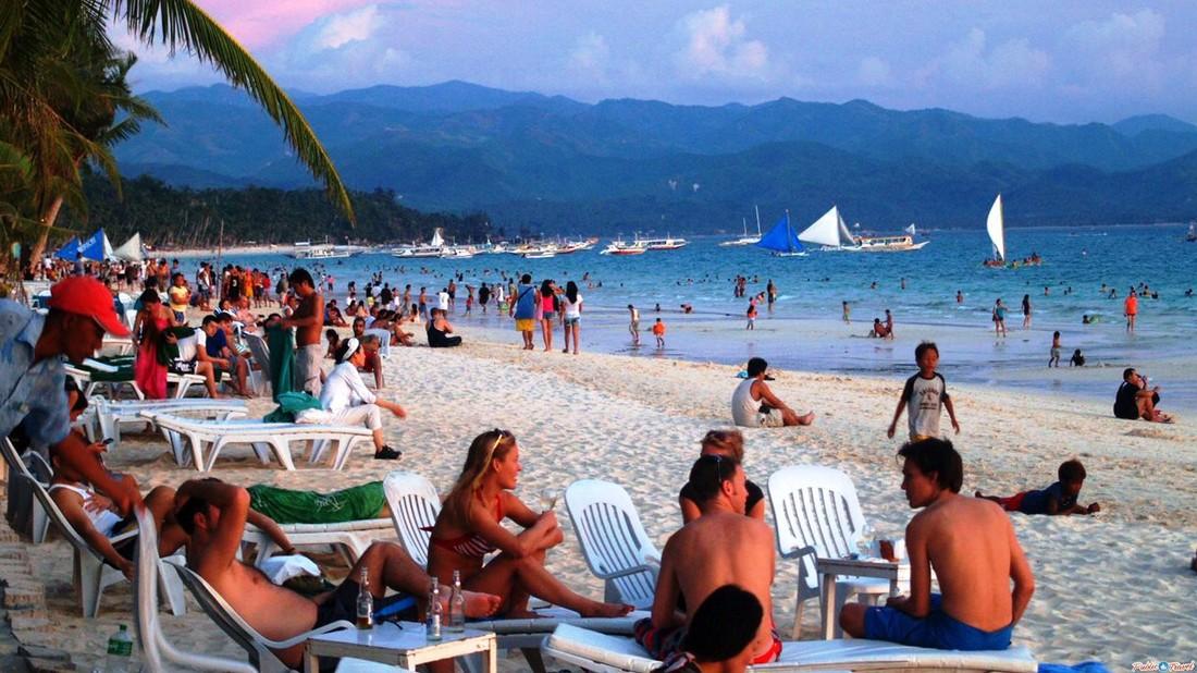 В Таиланд прибыли более 850 тыс. российских туристов