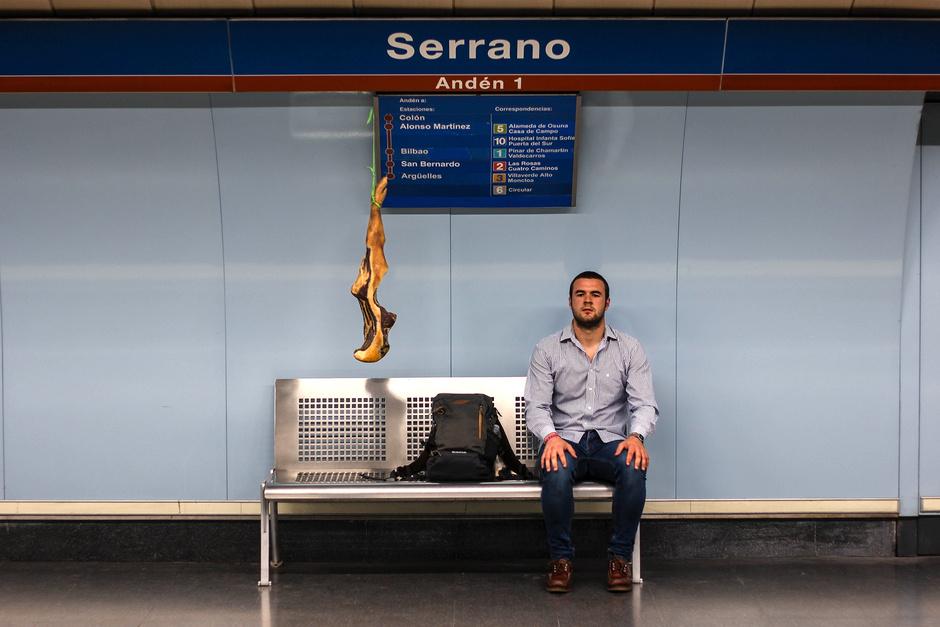 De Madrid al Metro: инстаграм-история столичного метро