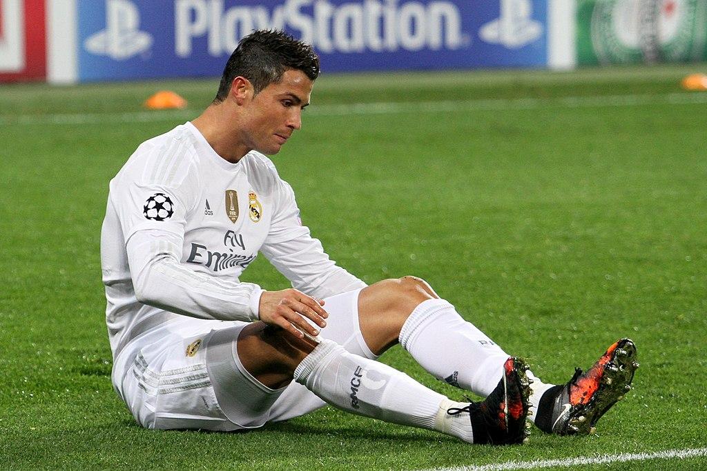 Нападающий мадридского «Реала» Криштиану Роналду переходит в «Ювентус»