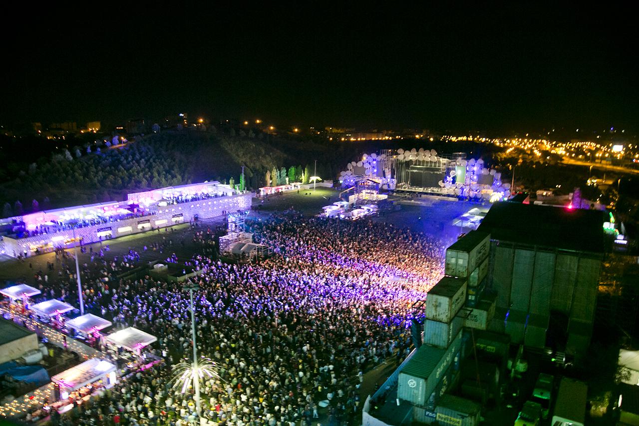 На мадридском фестивале Mad Cool ожидается рекордное для Испании число зрителей