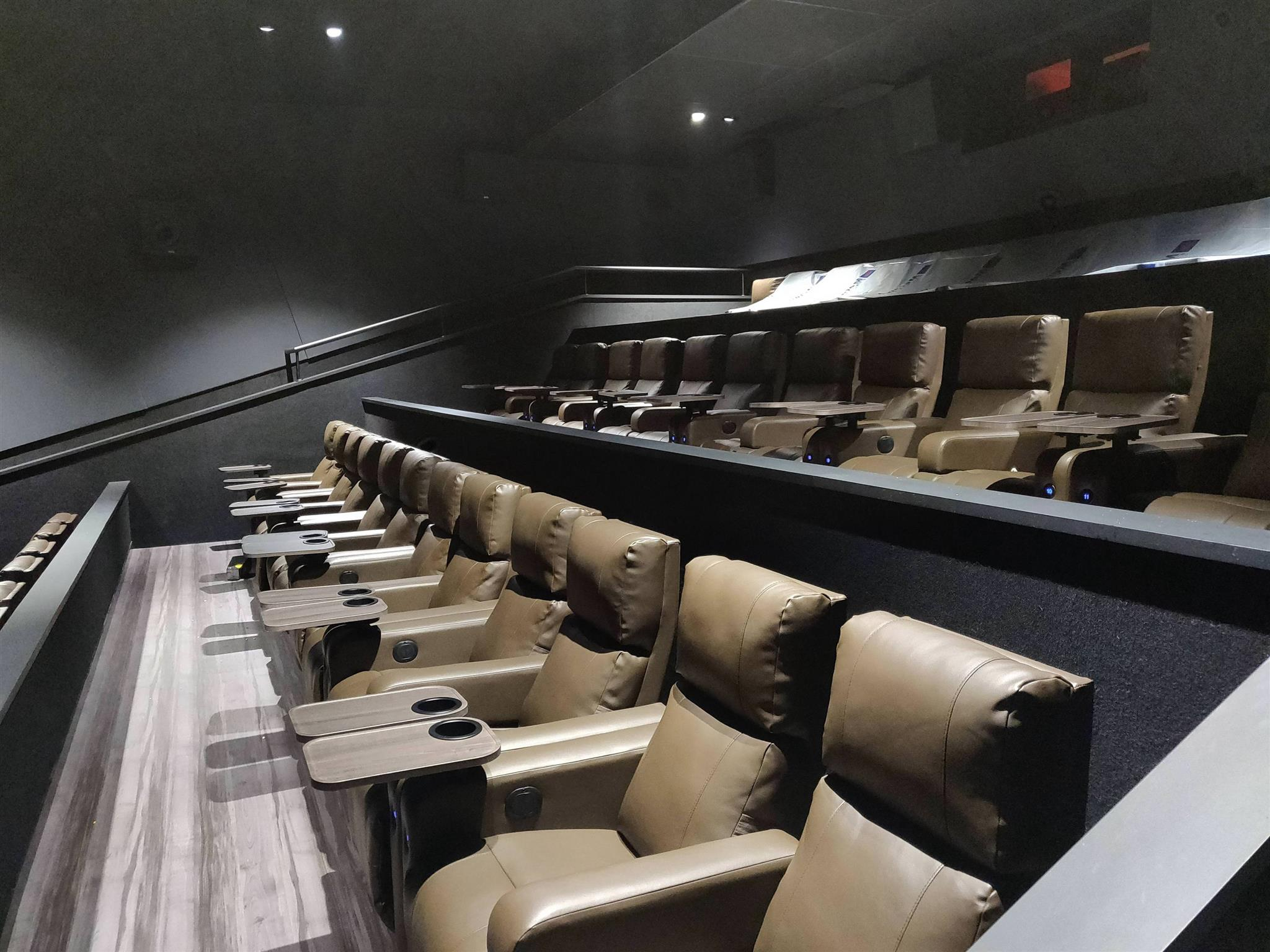 Сеть кинотеатров Cinesa открывает кинокомплекс класса «люкс» в Мадриде