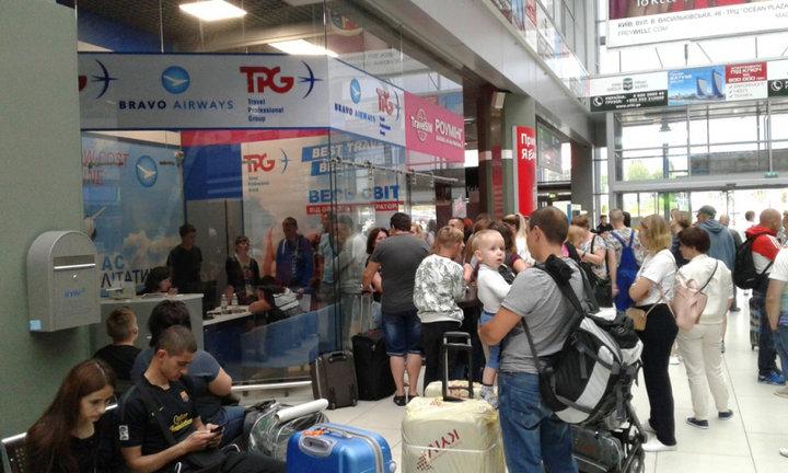 Bravo Airways, из-за которой в аэропортах застряли тысячи туристов, пообещала возобновить полеты