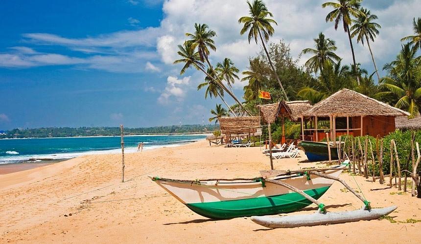 Турпоток на Шри-Ланку растёт медленно, но верно