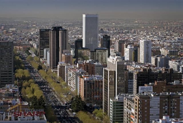 Мадрид вошел в тройку европейских городов по востребованности офисных зданий