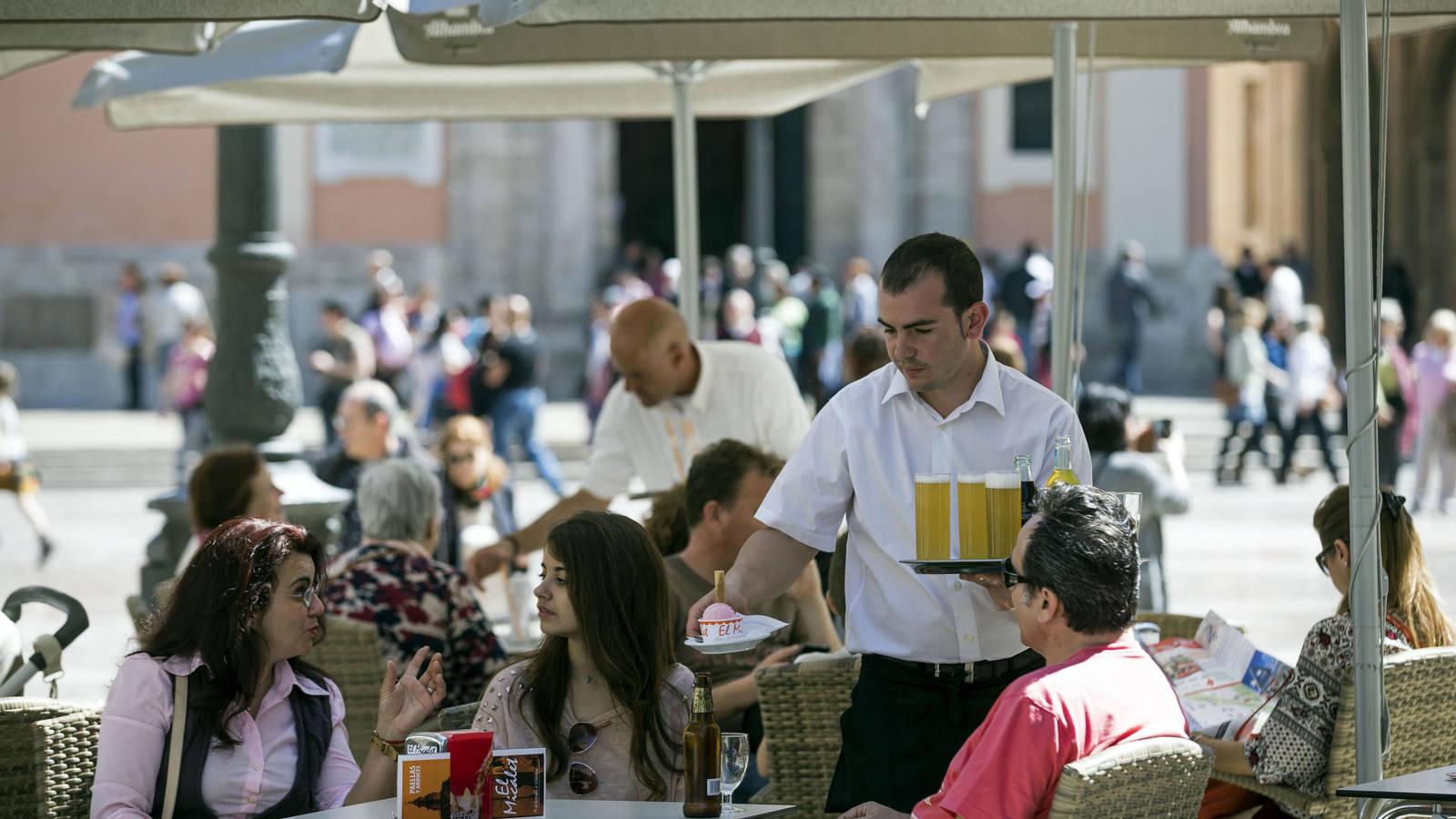Испания установила новый рекорд по числу работников с неполной занятостью