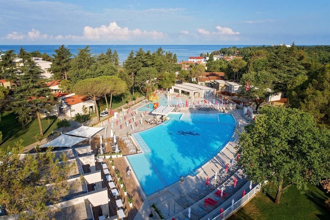 Хорватская сеть Plava Laguna открыла новый комплекс отелей Park Resort в Порече