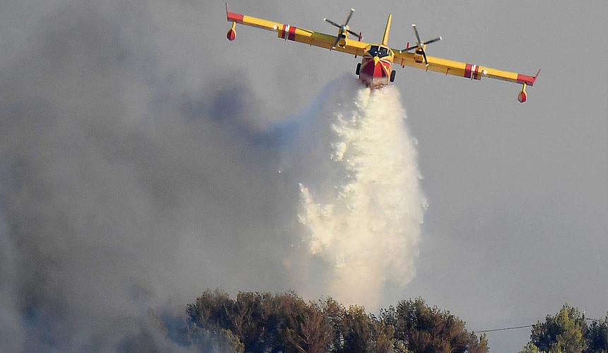 Пожары в Черногории: затронуты ли курорты?