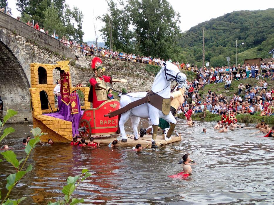 Лучший праздник Испании – 2018 отмечается в Астурии