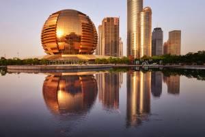 Запущен прямой рейс из Москвы в Ханчжоу. Цены пока не радуют…