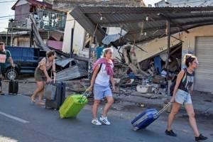 Азию трясёт и заливает: печальные вести из Индонезии и Таиланда
