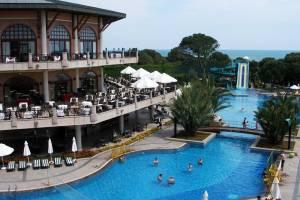 Загрузка гостиниц в Крыму лучше, чем в Турции