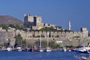 Замок в турецком Бодруме откроется для туристов в 2019 году