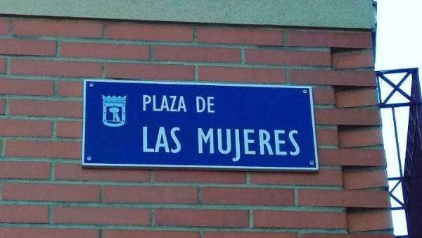 В Мадриде появилась площадь Женщин