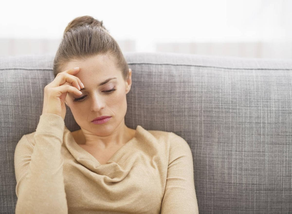 В Каталонии наблюдается самый высокий процент женщин, живущих в стрессе