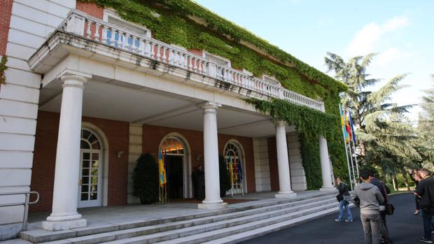 Дворец Монклоа откроет двери для экскурсий
