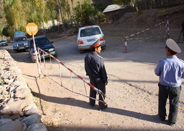 В Таджикистане появилось спецподразделение МВД для охраны туристов