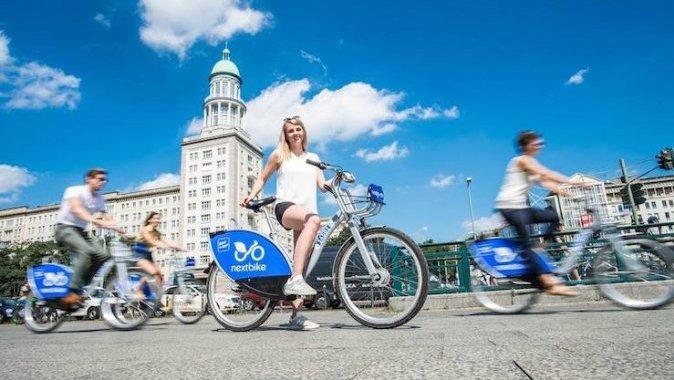 Общественный прокат велосипедов запускают в Киеве