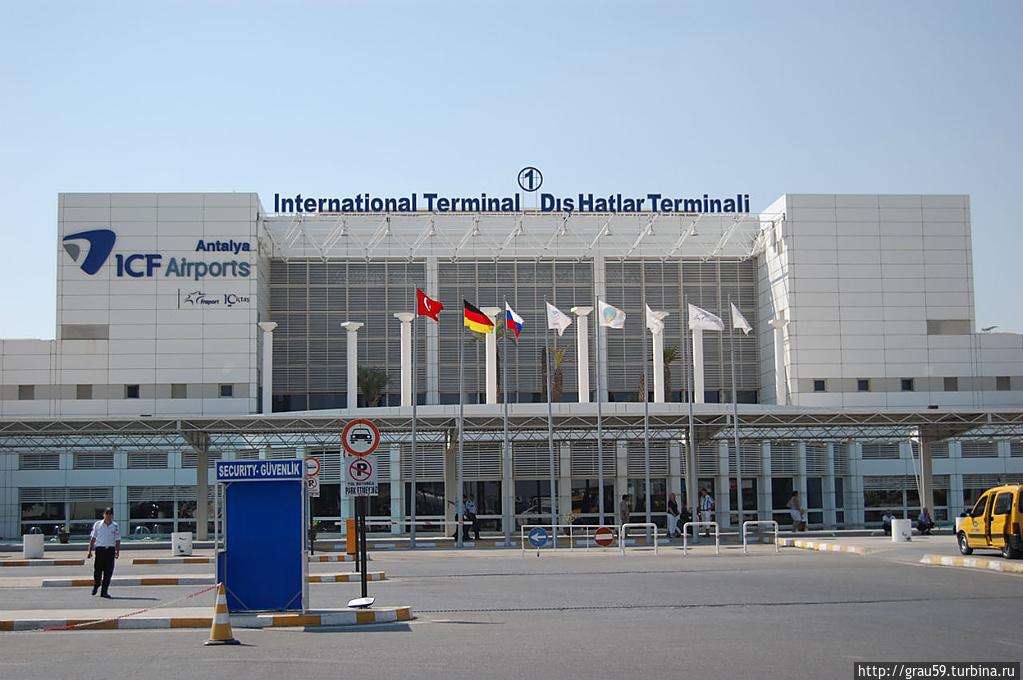 Самолет Nordwind из Туниса с 150 российскими туристами экстренно сел в Турции