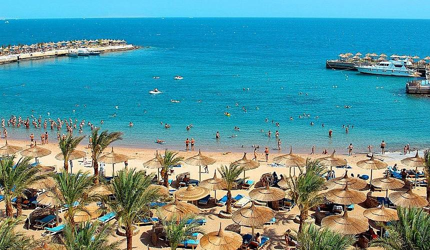 Туристическая отрасль Египта идет на поправку