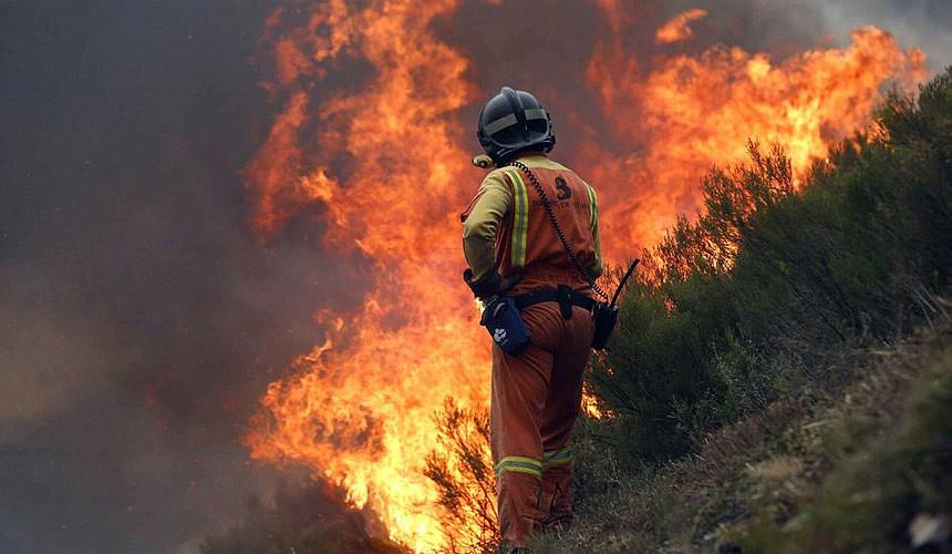 Пожары в Испании и Португалии: затронуты ли курорты?