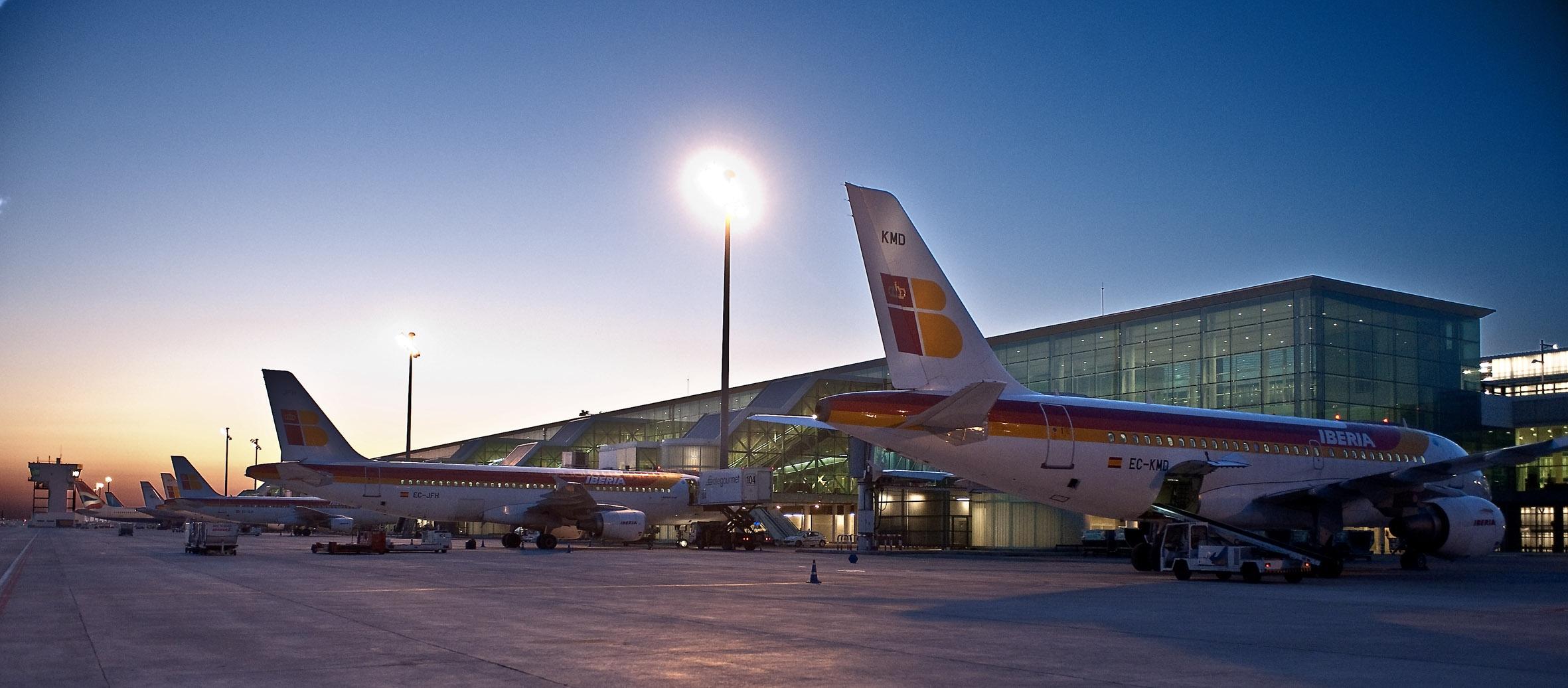 Аэропорт Эль-Прат побил исторический рекорд по количеству пассажиров