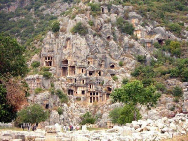 Античные чудеса Турции