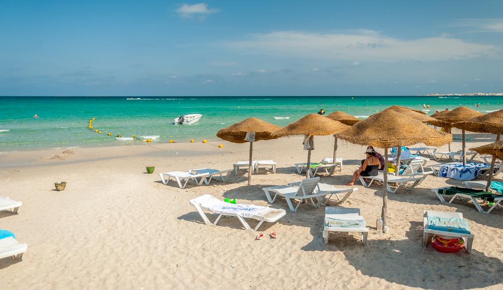 Тунис поставил рекорд по количеству туристов: +17.5%