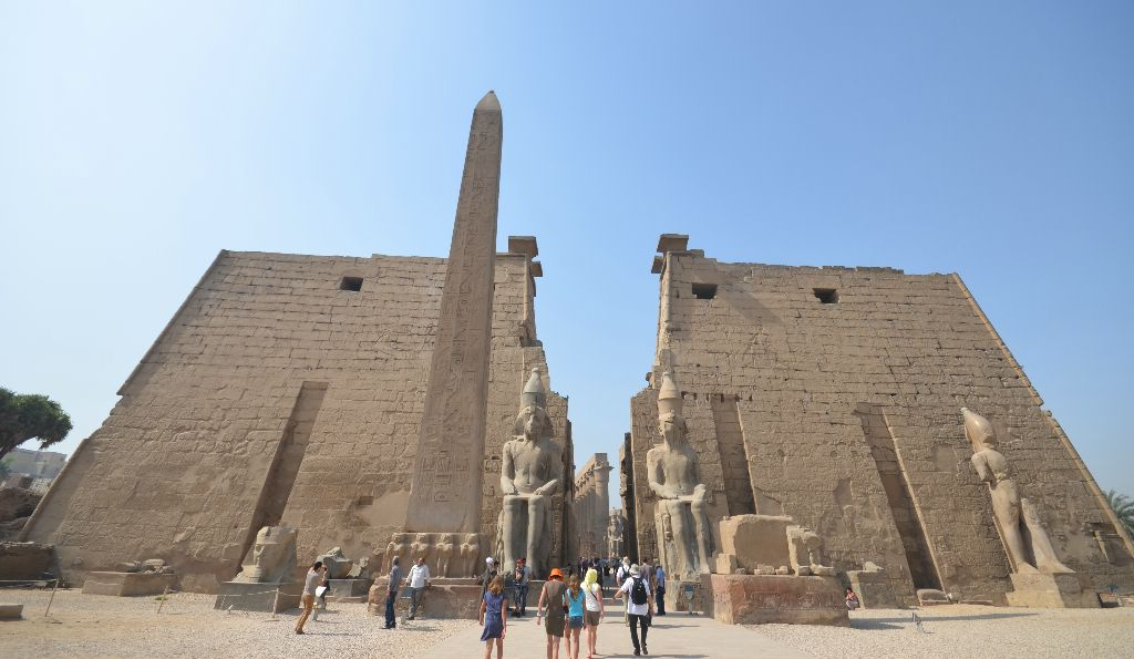 Египет: российские туристы смогут летать в Луксор через Стамбул на Turkish Airlines