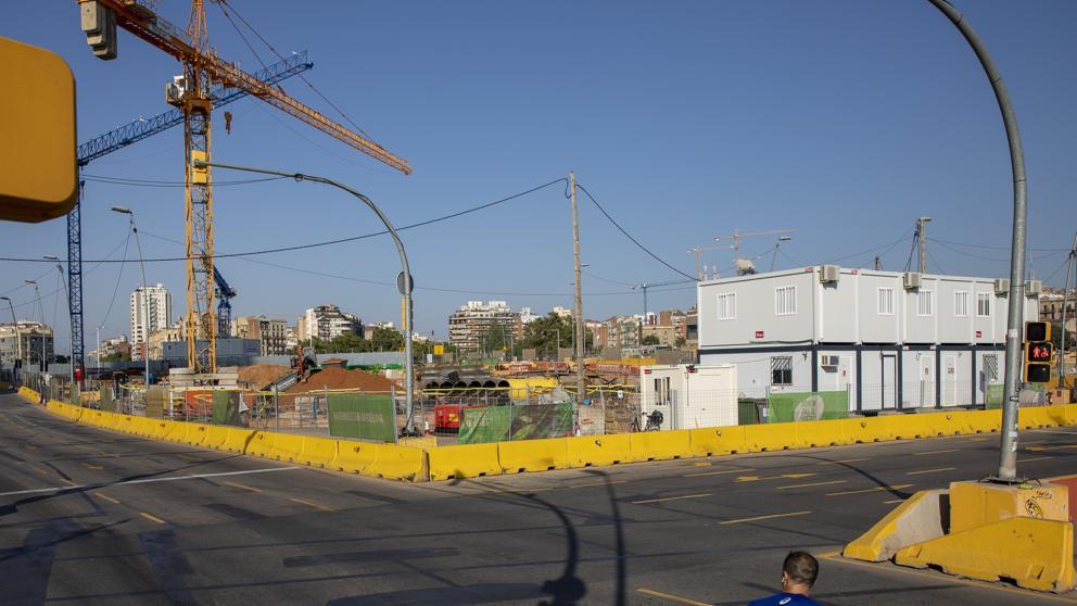 В Барселоне благоустроено уже больше половины улиц, площадей и общественных мест