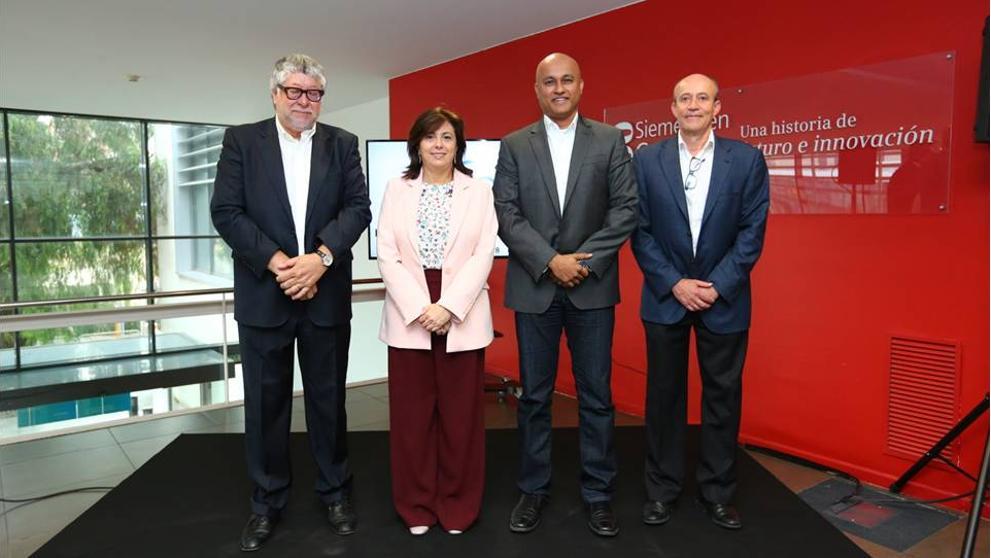 Siemens открыл под Барселоной инновационный энергетический центр