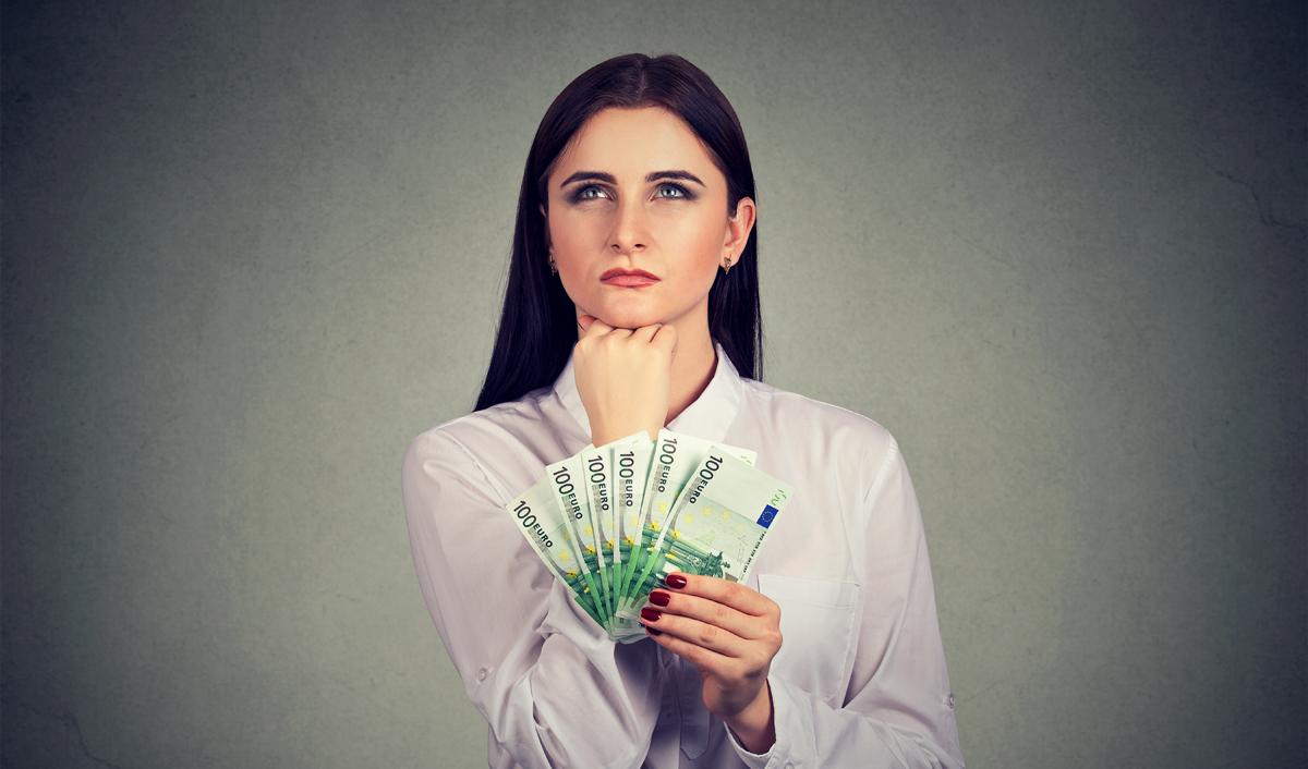 Испанские женщины умеют экономить значительно лучше мужчин