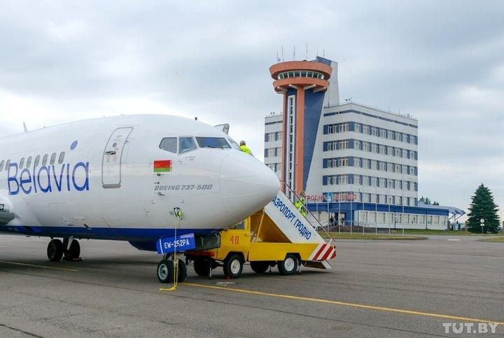 В октябре из Гродно можно будет улететь в Египет, а в аэропорту построят зону для бизнес-авиации