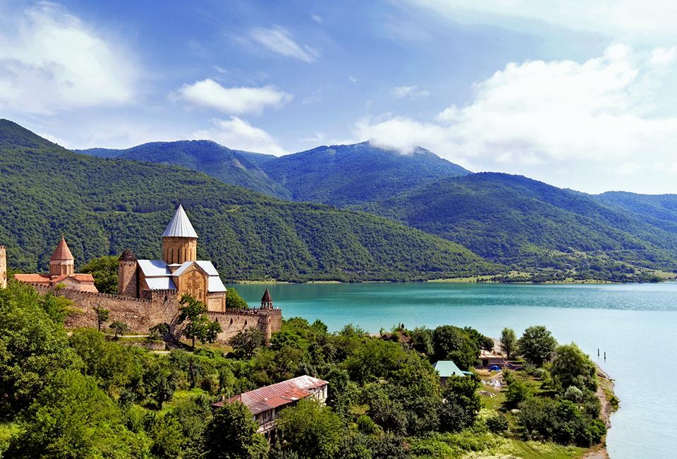 Южный Кавказ набирает популярность среди иностранцев