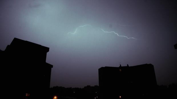 Конец августа во многих регионах Испании будет отмечен грозами, дождями и понижением температуры
