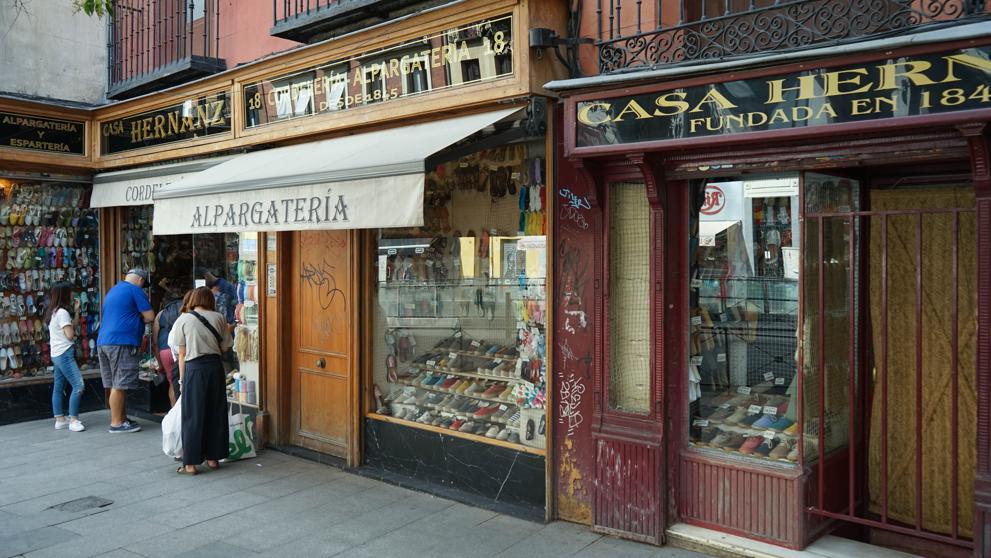 Обувной магазин из XIX века пользуется большой популярностью у покупателей XXI века