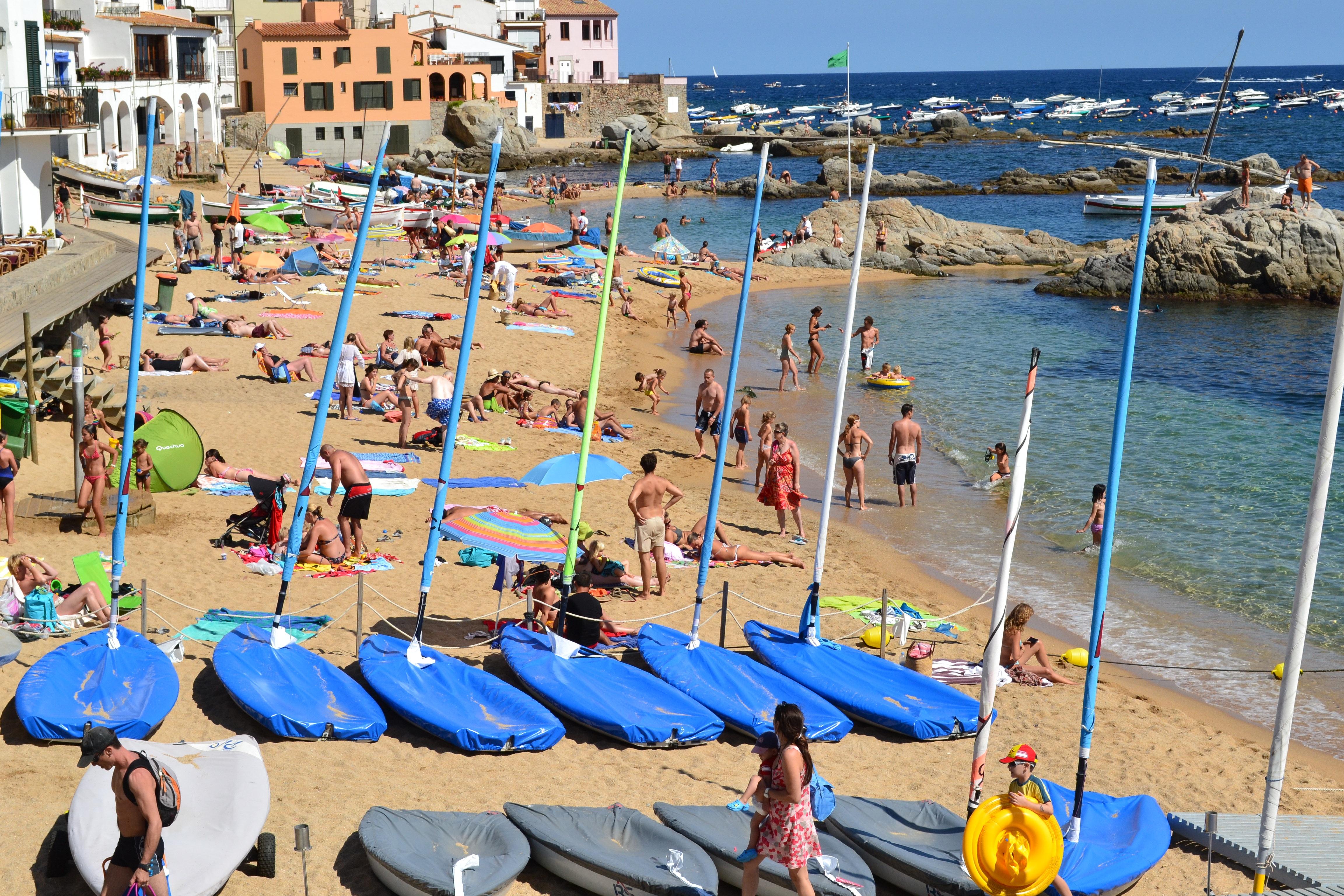 Температура воды в Средиземном и Кантабрийском морях поднялась до рекордной высоты