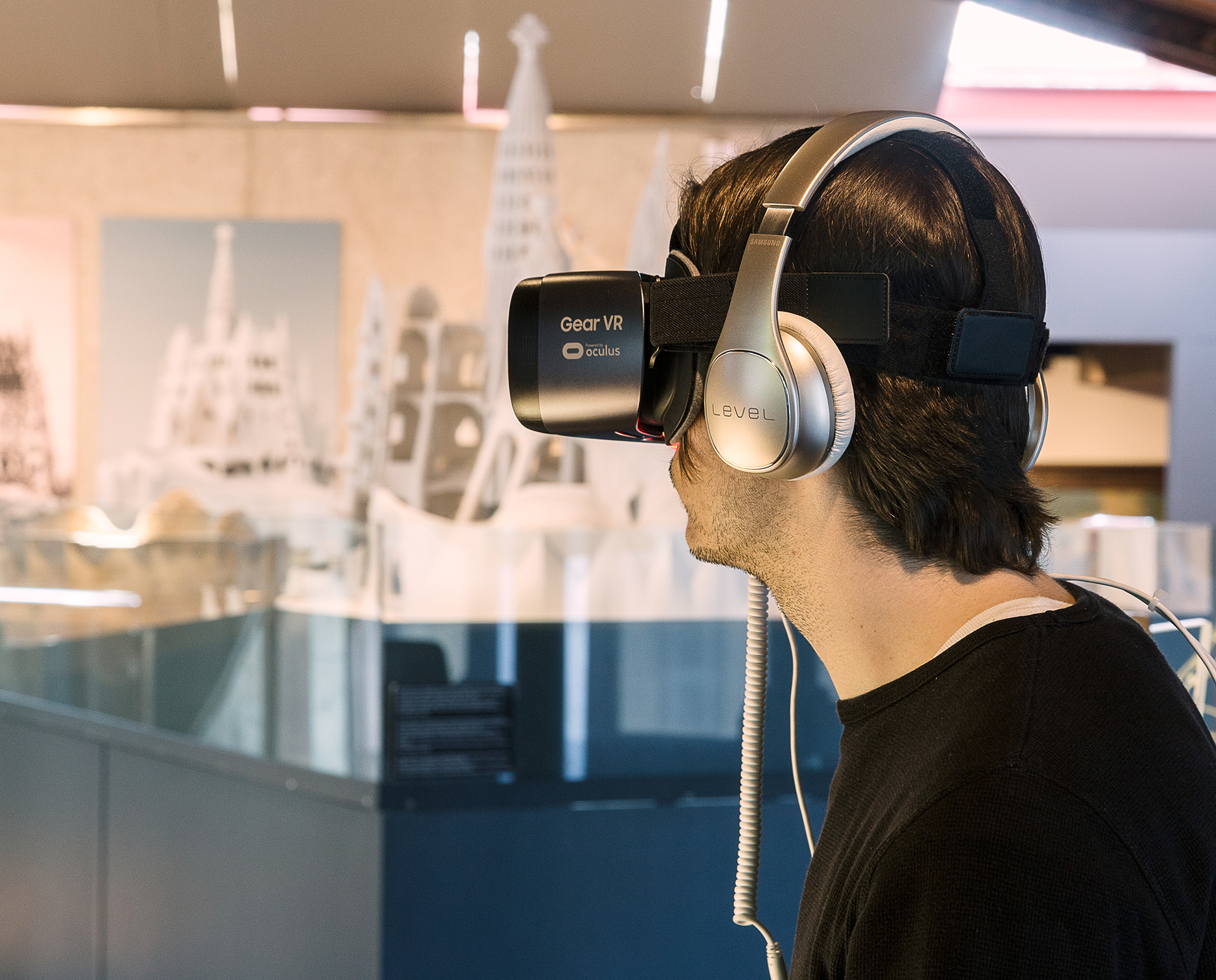 Выставочный центр Гауди GEC потрясает воображение посетителей новейшими технологиями