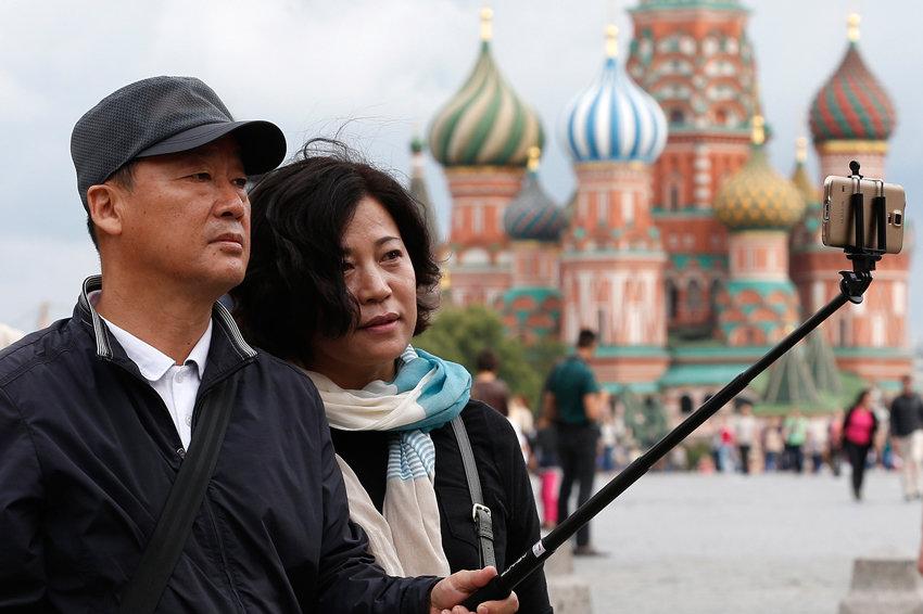 Организованные китайские туристы подросли на 20%
