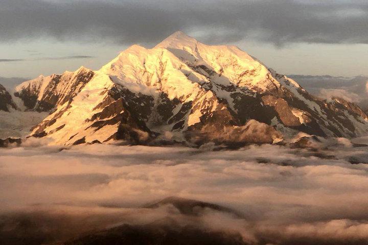 Ландшафты безумные. Пилоты кругосветки вернулись во вчерашний день и открыли для себя Аляску