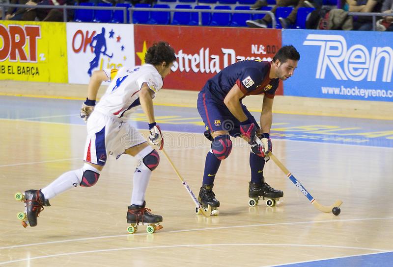 Барселона на коньках: Роллерские игры захватывают город