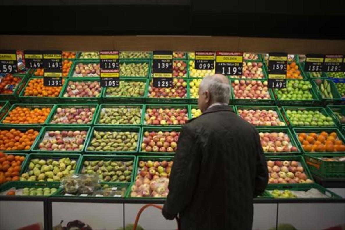 Цены на продукты в Испании растут в 17 раз быстрее зарплат