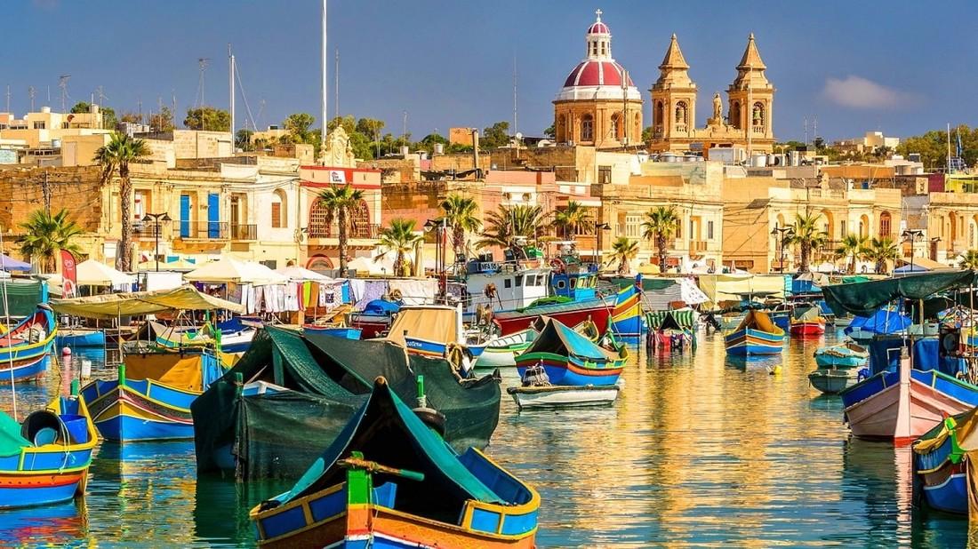 Турпоток на Мальту вырос на 17%