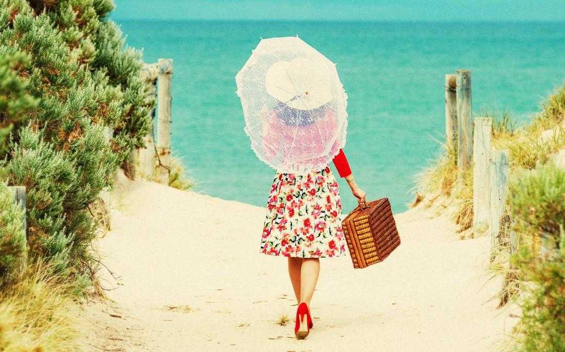 Исследование: женщины теряют багаж чаще мужчин