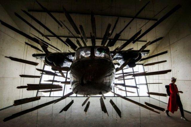 Музей 007 на высоте 3048 метров