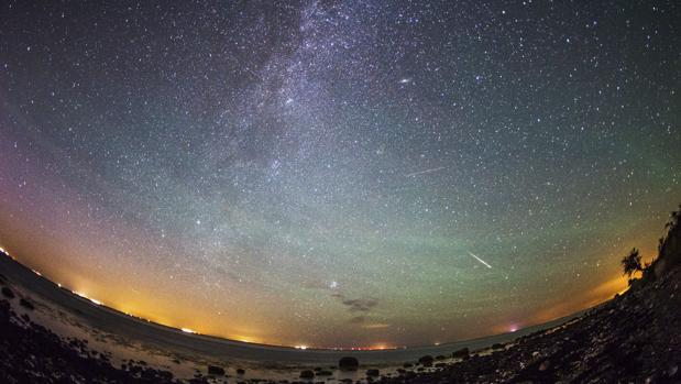 Начинается звездопад Персеиды – самый зрелищный в году