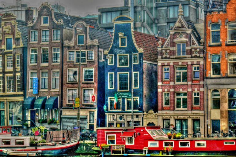 В 2017 году туристы потратили в Нидерландах 82 млрд евро