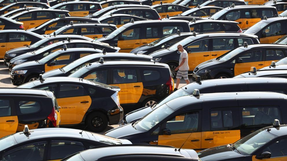 Такси в Барселоне станут бесплатными на один день в сентябре